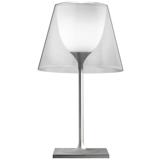 "FLOS Ktribe 22.05"" H Table Lamp with Empire Shade"