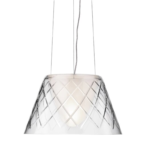 FLOS Romeo Louis II 1 Light Bowl Pendant