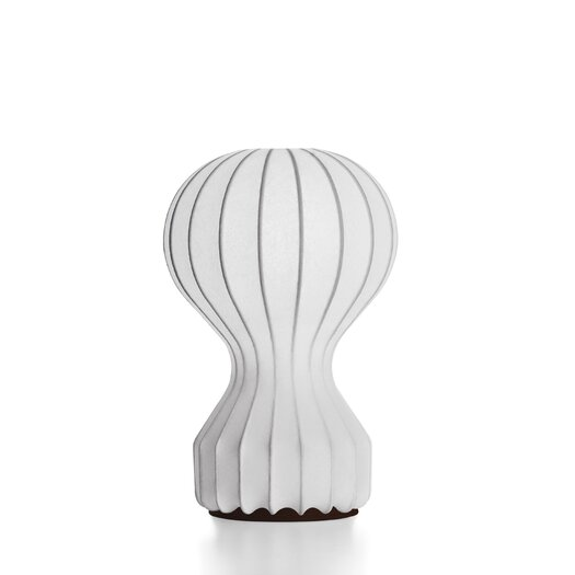 "FLOS Gatto 22"" H Table Lamp with Novelty Shade"