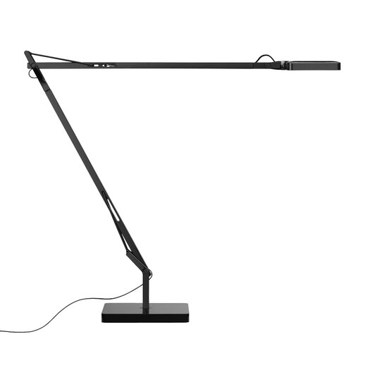 """FLOS Kelvin 20.16"""" Table Lamp with Square Shade"""