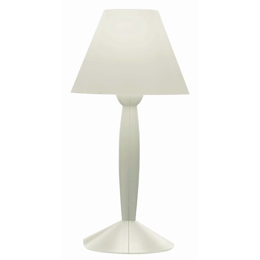 """FLOS Miss Sissi 11.8"""" H Table Lamp with Empire Shade"""