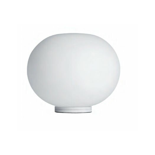 "FLOS Glo-Ball Basic Zero 6.29"" H Table Lamp with Sphere Shade"
