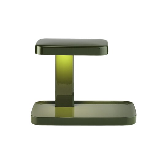 "FLOS Piani 7.87"" H Table Lamp with Rectangular Shade"