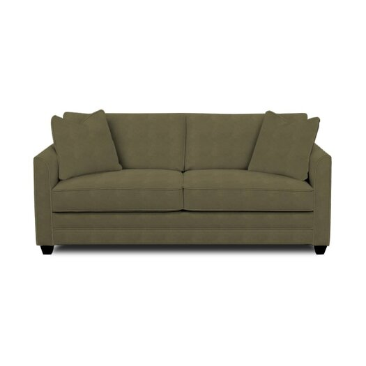 Klaussner Furniture Shepard Queen Innerspring Converible Sofa