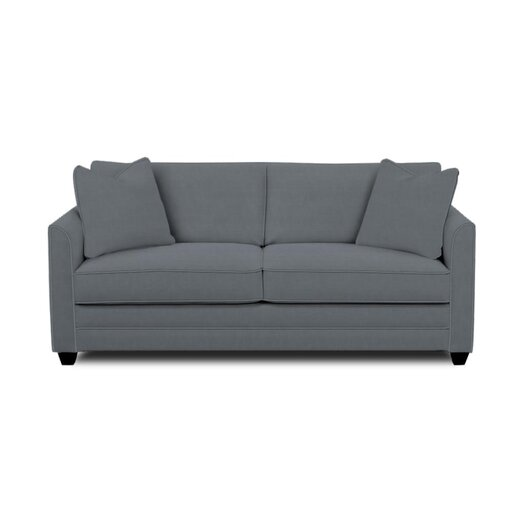 Klaussner Furniture Shepard Queen Innerspring Converible Sofa
