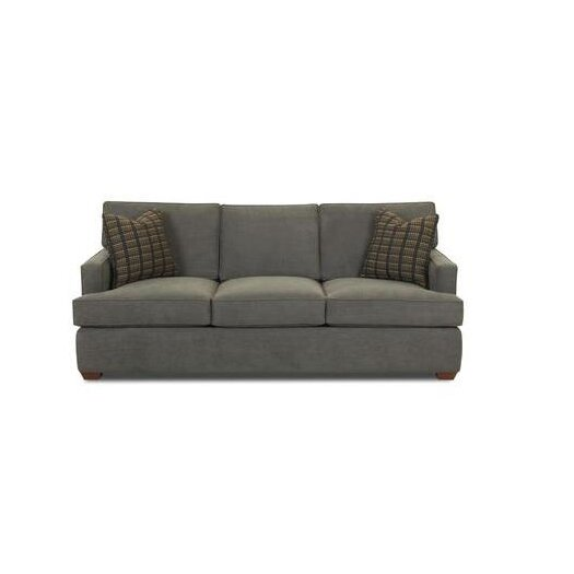 Klaussner Furniture Rory Queen Dreamquest Convertible Sofa