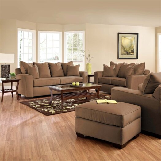 Klaussner Furniture Liam Living Room Collection