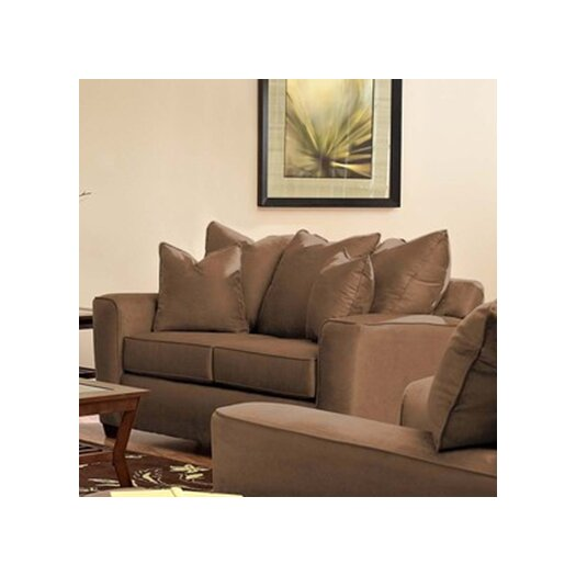 Klaussner Furniture Liam Loveseat