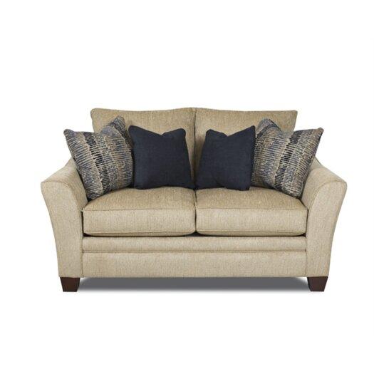 Klaussner Furniture Webster Loveseat