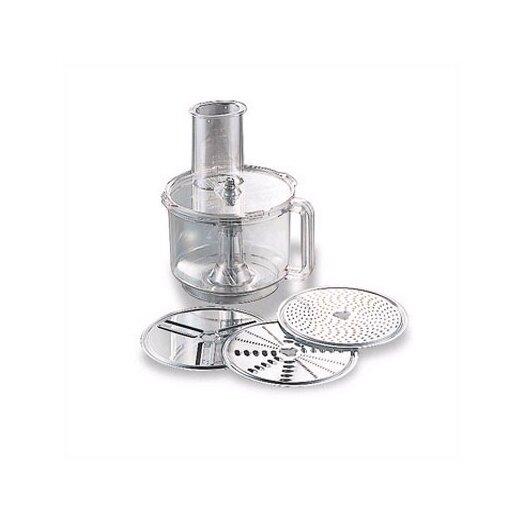 Bosch 12-Cup Universal Slicer/Shredder with Three Discs