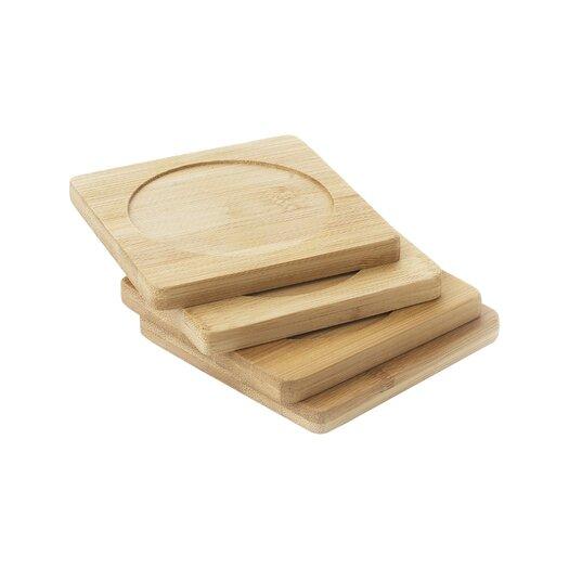 Natural Home Bamboo Coaster