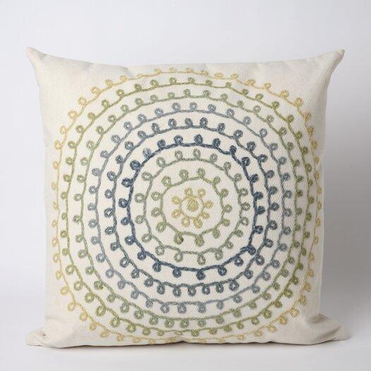 Liora Manne Ombre Threads Indoor/Outdoor Throw Pillow