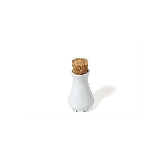 KAHLA Five Senses White 2.7 Oz Spice Jar