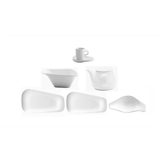 KAHLA Elixyr White Dinnerware Collection