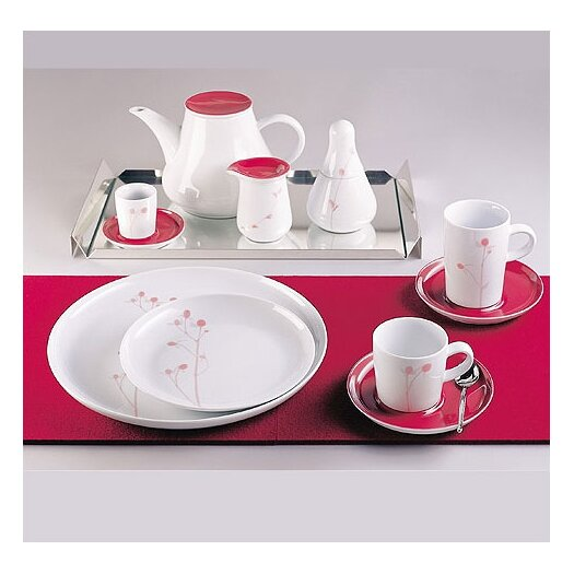 KAHLA Five Senses Ruby Dinnerware Collection