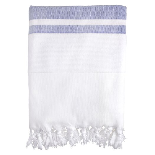 Nine Space Fouta Soft Terry Bath Towel