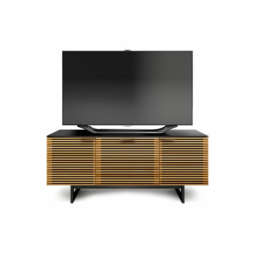 BDI Corridor Triple-Width TV Stand with Drawer
