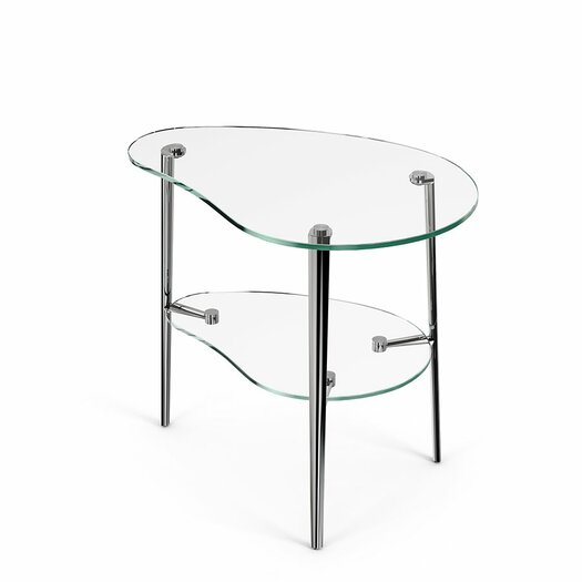 BDI Comma End Table