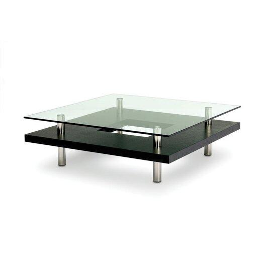 Modern Coffee Tables Usa: BDI USA Hokkaido Square Coffee Table