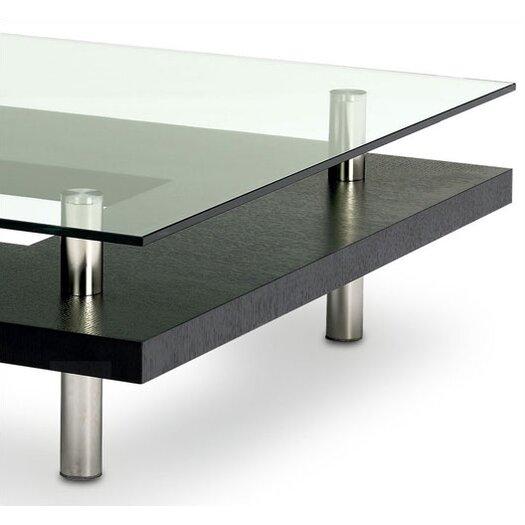 Modern Coffee Tables Usa: BDI USA Hokkaido Rectangular Coffee Table