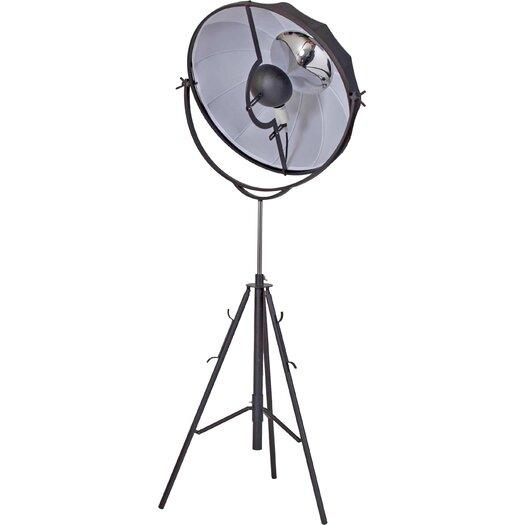 "Pangea Home Mary 74.2"" Tripod Floor Lamp"