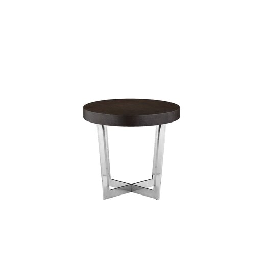 Pangea Home Pearl End Table