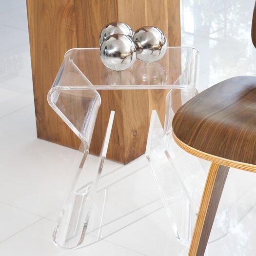 Pangea Home Klip End Table