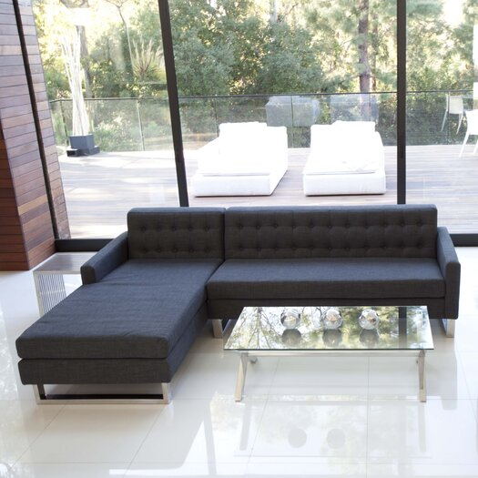 Pangea Home Nolan Sectional