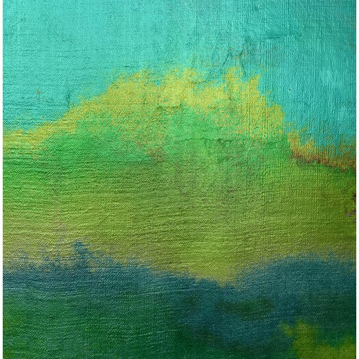 JORDAN CARLYLE Abstract Suzani Framed Painting Print