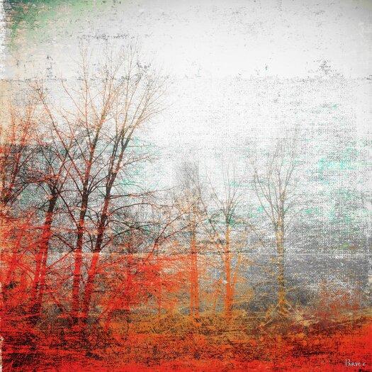Deep Forest - Art Print on Premium Canvas