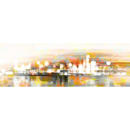 Parvez Taj Hong Kong - Art Print on Premium Wrapped Canvas