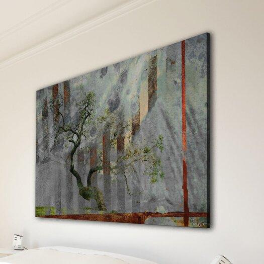 Parvez Taj Tranquility Graphic Art on Premium Wrapped Canvas