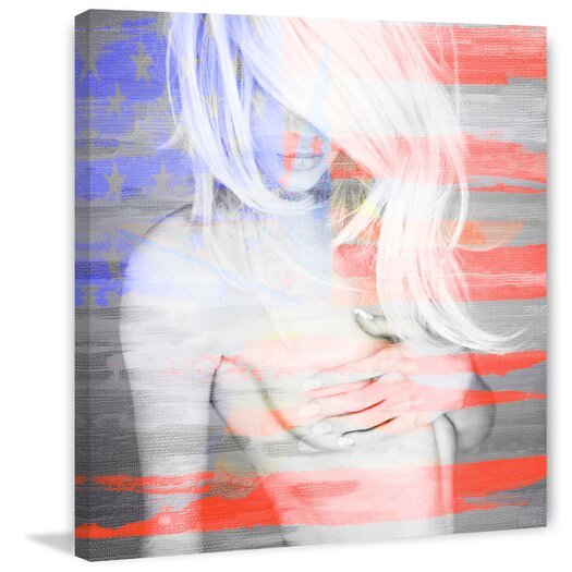 Living the Dream Painting on Wrapped Canvas