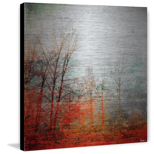 Deep Forest Painting Print