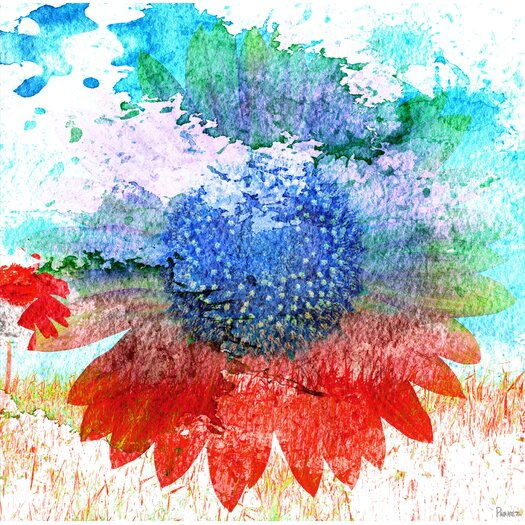 Parvez Taj Hot by Parvez Taj Graphic Art on Wrapped Canvas