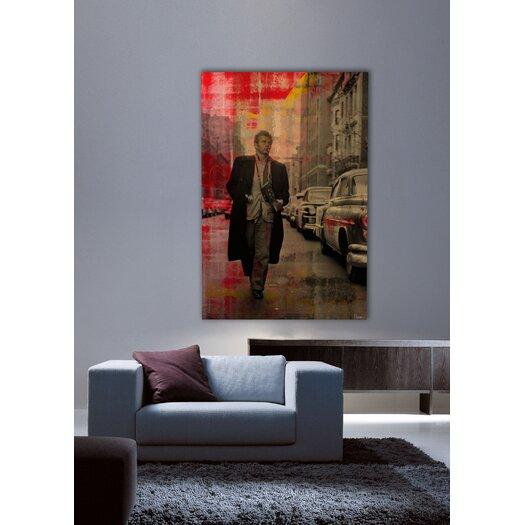 Parvez Taj James Dean - 2324 - Art Print on Premium Wrapped Canvas