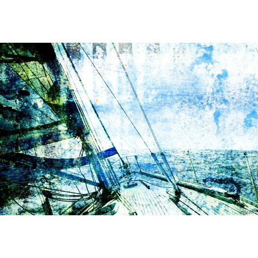 Parvez Taj Marina by Parvez Taj Graphic Art on Wrapped Canvas