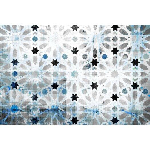 Parvez Taj Bornos Graphic Art on Wrapped Canvas