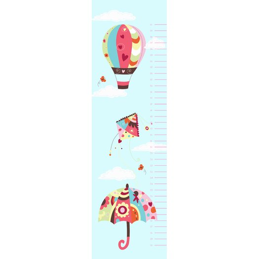 Secretly Designed In the Sky Growth Chart