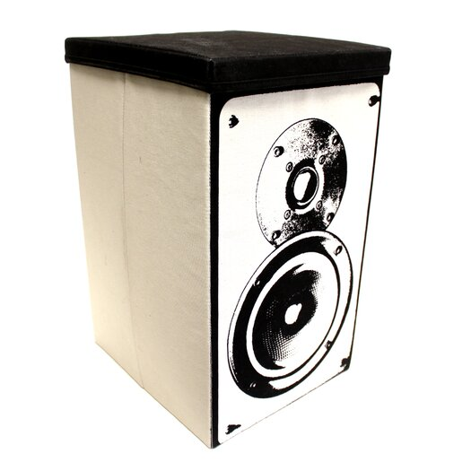Molla Space, Inc. Speaker Home Storage Box