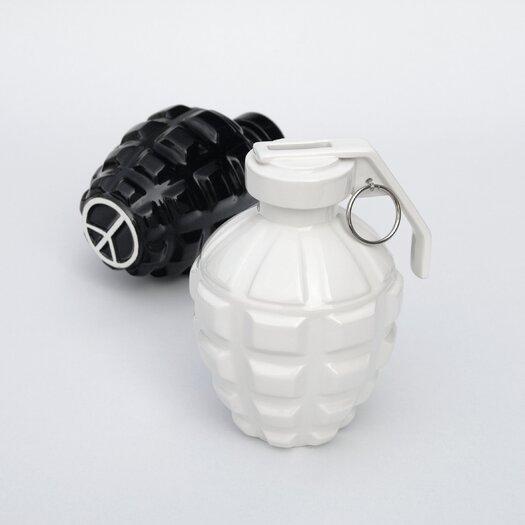 Molla Space, Inc. Biaugust A Love Grenade Coin Bank