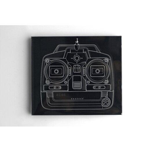 Molla Space, Inc. Remote Control Notebook