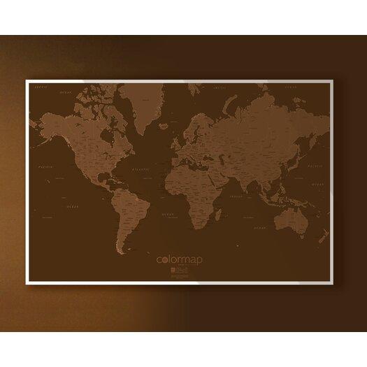 Molla Space, Inc. Color Map