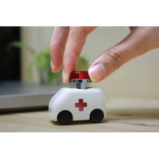 Molla Space, Inc. MOE Ambulance Car 8 GB USB Flashdrive