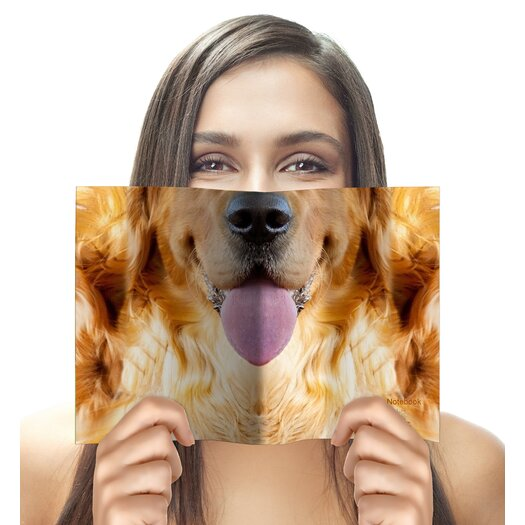 Molla Space, Inc. Dog Sniffing Notebook