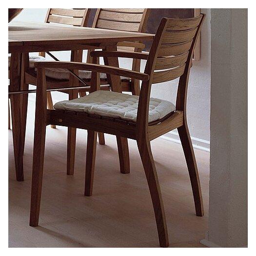 Skagerak Denmark Ballare Stacking Dining Arm Chair