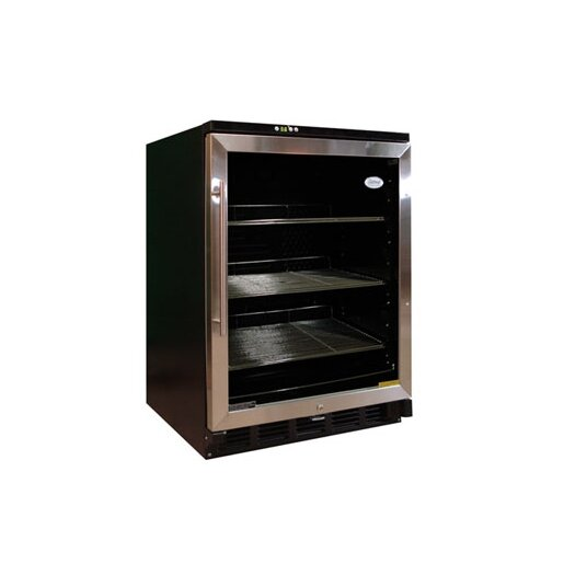 Vinotemp 58 Bottle Dual Zone Built-In Wine Refrigerator