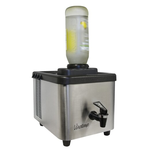 Vinotemp 1 Bottle Single Zone Wine Refrigerator