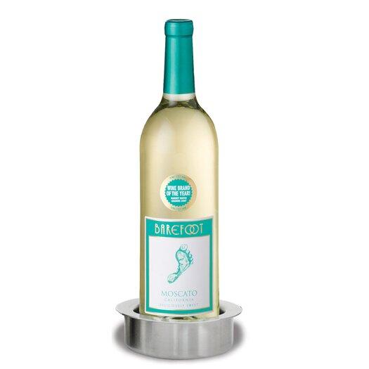 Vinotemp Epicureanist Chilling Wine Bottle Coaster