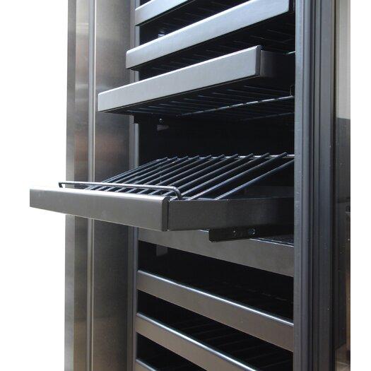 Vinotemp Butler 142 Bottle Dual Zone Built-In Wine Refrigerator